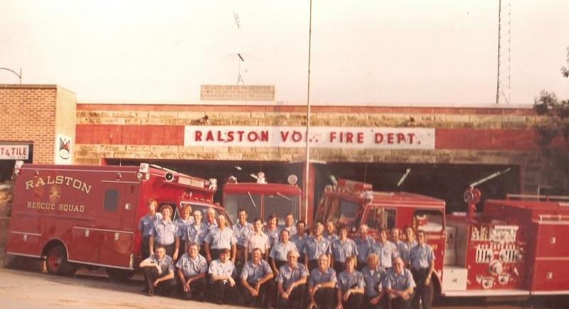 Members Only – Ralston Volunteer Fire Department