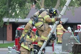 2015 House Burn