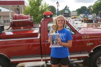 2nd Place Women's Division - Kelsie Ienn Ralston Fire